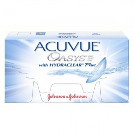 Acuvue Oasys con Hydraclear Plus
