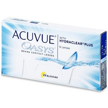 27c66ae59b Acuvue Oasys con Hydraclear Plus - Lentes en México .COM