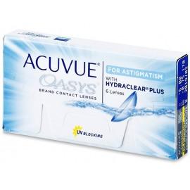 Acuvue Oasys Tórico para Astigmatismo