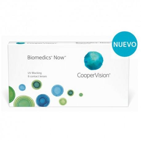 a73f5a43826bc Lentes de Contacto Biomedics® Now™ de Coopervision en México