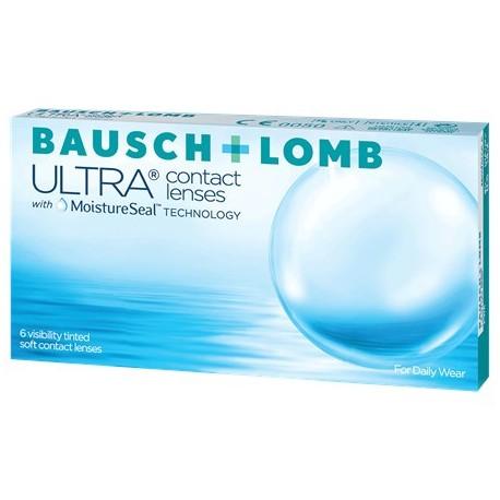 Lentes de Contacto Ultra Bausch + Lomb