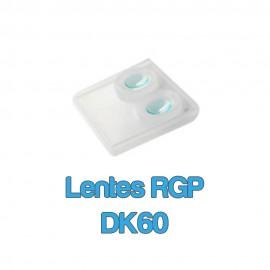 Lente Rígido Gas Permeable (RGP) a la medida